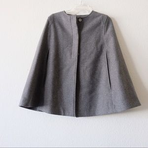 United Colors of Benetton Wool Cape Size 40 Small